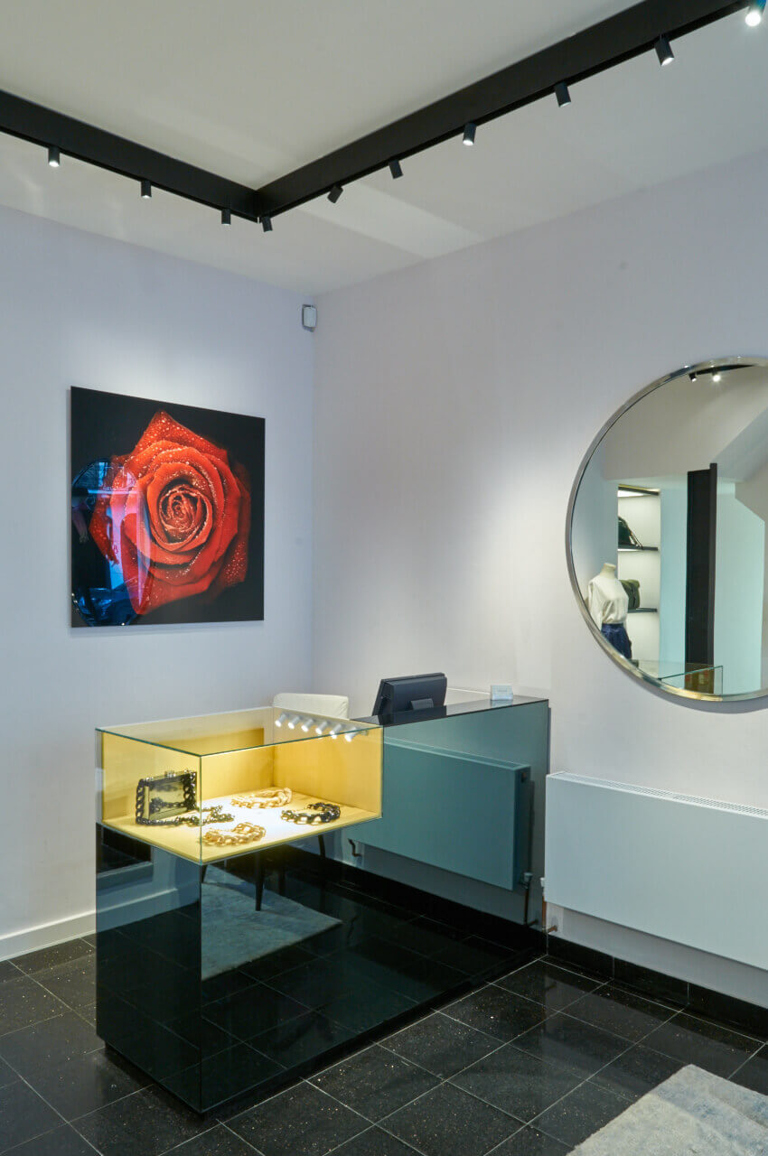 Interior Design for The Place London