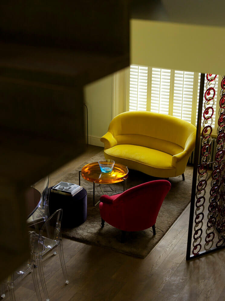 Architectural Interior Design Project in Notting Hill,