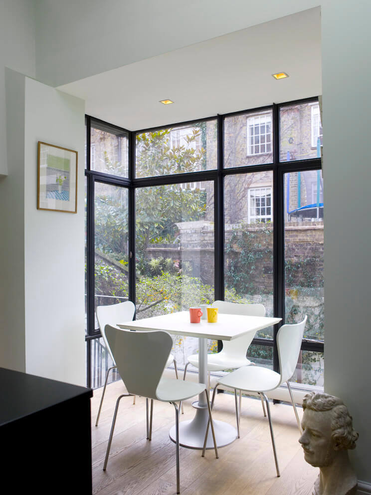 Architectural Interior Design Project in Notting Hill