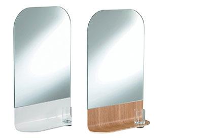 Reflect Mirror Shelf
